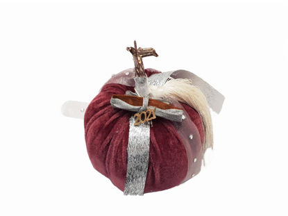Red pumpkin Christmas gift idea